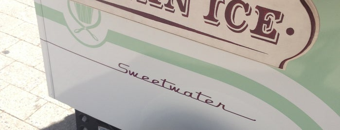 Sweet Water Ices is one of North Carolina To-Do.