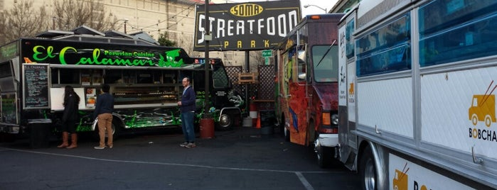 SoMa StrEat Food Park is one of San Francisco.