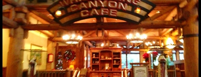 Whispering Canyon Café is one of Orlando.