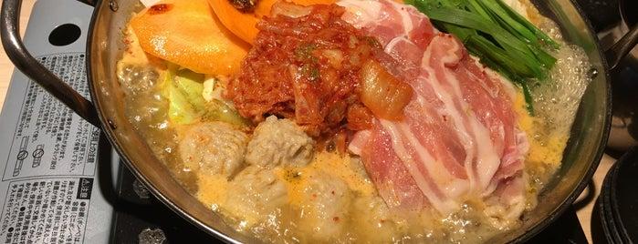 美の邸 錦糸町駅前店 is one of foods.