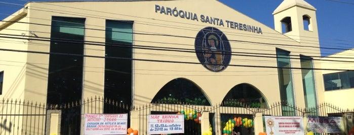 Paróquia Santa Teresinha do Menino Jesus is one of Vicariato Oeste [West].