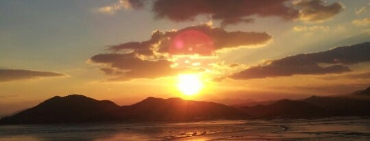 Suncheon Bay is one of 여수순천.