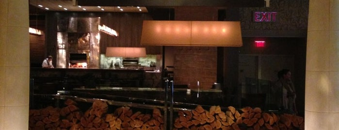 Wolfgang Puck American Grille is one of WATER CLUB & BORGATA.
