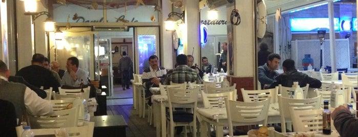 Damla Restaurant is one of Kuşadası.