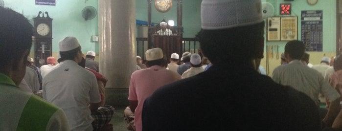 Masjid Mahmudiyah (Hatyainai) is one of มัสยิด, บาลาเซาะฮฺ, สถานที่ละหมาด.