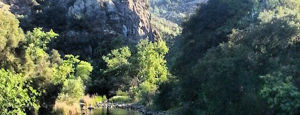 Malibu Creek State Park is one of Los Angeles.