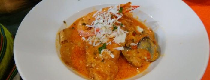 La Tartera is one of comidas.
