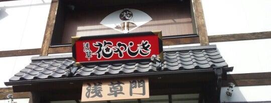 Hanayashiki is one of Tokyo City Guide.