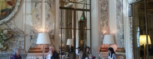 Restaurant Le Meurice Alain Ducasse is one of Paris - best spots! - Peter's Fav's.