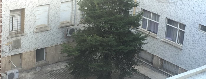 Salihli Devlet Hastanesi is one of themaraton.