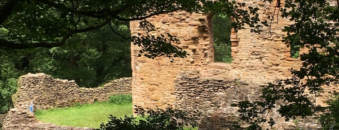 Ewloe Castle is one of Historic Castles of North Wales.