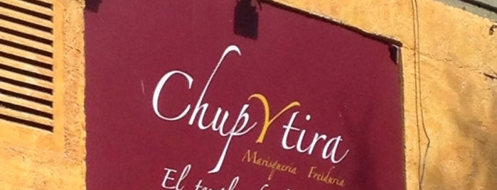 Chupytira is one of Málaga.
