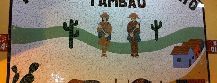 Feirinha de Artesanato de Tambaú is one of JOÂO Pessoa.