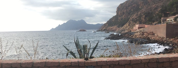 La Marine de Porto is one of Corsica.