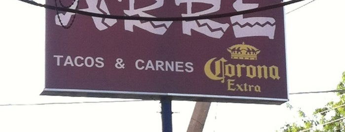 Arre Tacos & Carnes is one of The 15 Best Places That Are Good for Groups in Guadalajara.