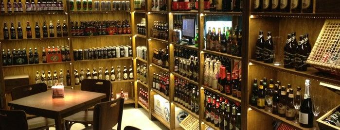 Empório Cristóvão is one of Preciso visitar - Loja/Bar - Cervejas de Verdade.