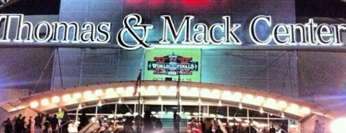 Thomas & Mack Center is one of @MJVegas, Vegas Life Top 100.