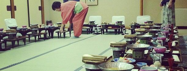 粟津温泉 喜多八 is one of こまつ.