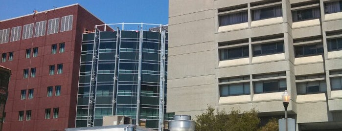 San Francisco General Hospital is one of Stacey and Me.