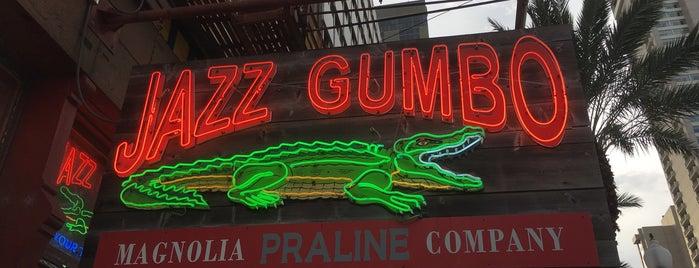 Jazz Gumbo is one of NOLA.