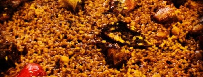 Restaurante Estanquet is one of comidas.