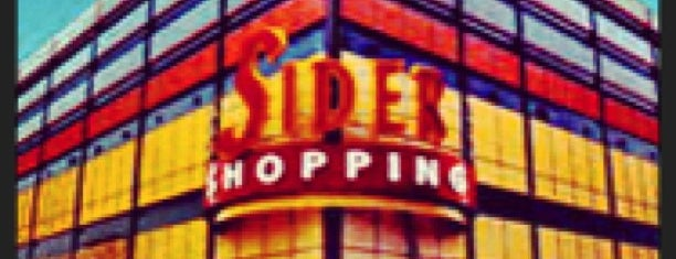 Sider Shopping is one of Meus lugares.