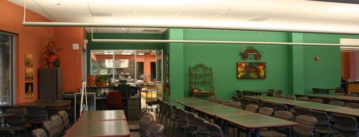 Commons is one of original restaurants.
