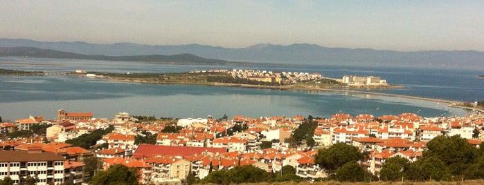 Cennet Tepesi is one of ayvalik.