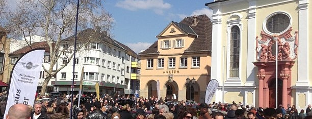 Frankenthal is one of Karlsruhe + trips.