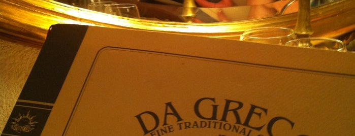 Da Greco is one of Una mica d'Itàlia a Barcelona.