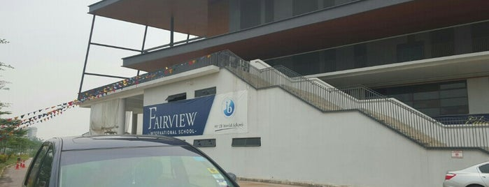 Fairview International School is one of Places.
