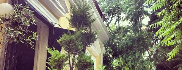 Δέντρο στο Μπαρ is one of my favorite salonica.