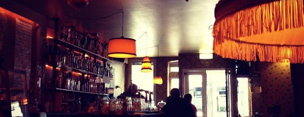 Café Brecht is one of The 15 Best Cozy Places in Amsterdam.