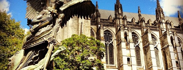 Cathedral Church of St. John the Divine is one of World Sites.
