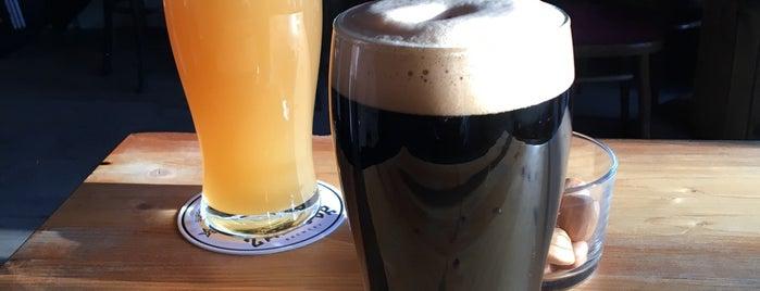 Beertep is one of Крафтовое пиво в Москве.