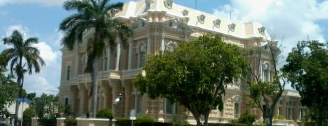 Paseo de Montejo is one of Top 10 places to try this season.