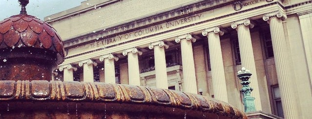 Low Memorial Library is one of Architecture - Great architectural experiences NYC.
