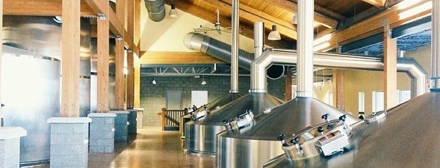 Bell's Brewery is one of Michigan Breweries.