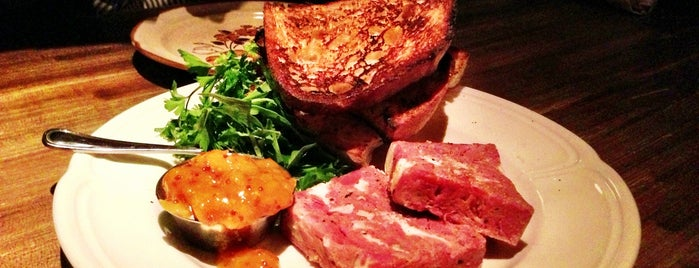 Bavette's Bar and Boeuf is one of America's 40 Best Steakhouses.