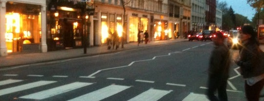 Sloane Street is one of Best in london.
