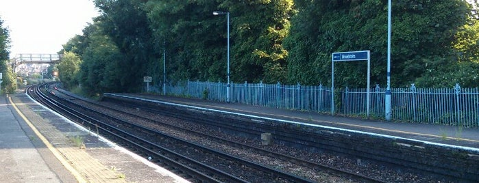 Broadstairs Railway Station (BSR) is one of Train stations.