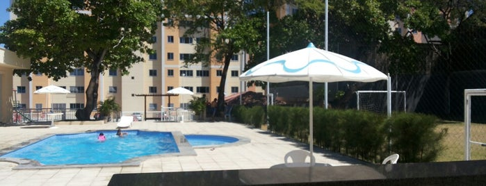 Residencial Viver Clube is one of Favoritos.