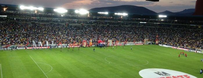 Estadio Hidalgo is one of Events To Visit....