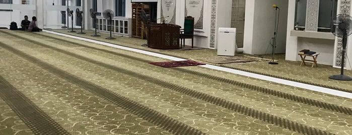 Masjid Ar Rahman is one of Mosque.