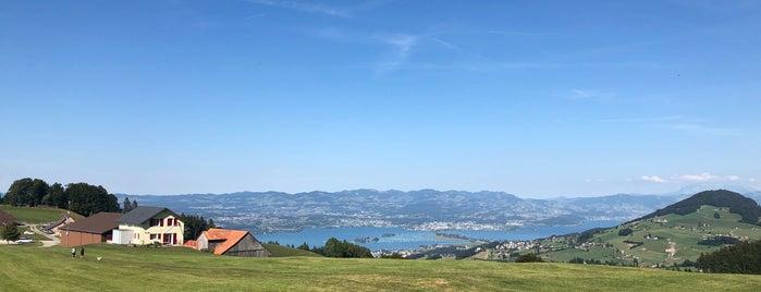 Aussichtspunkt Rossberg is one of Schindellegi.