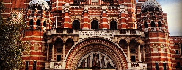 Westminster Cathedral is one of London tour.