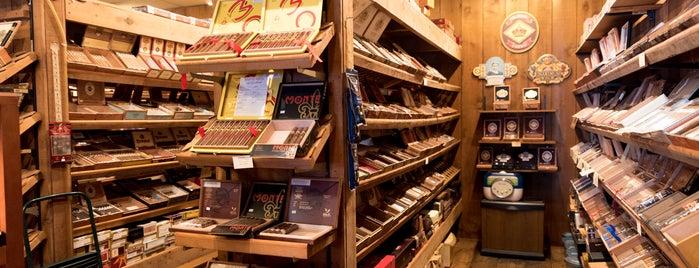 La Casa Del Tabaco Cigar Lounge is one of Cigars.