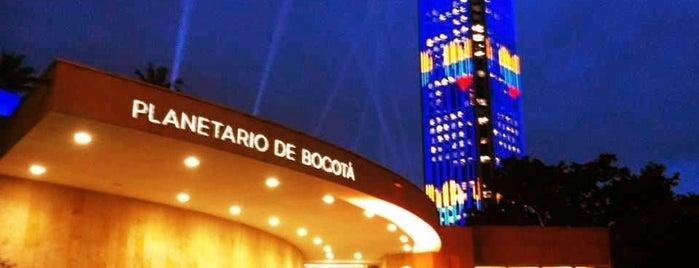 Planetario de Bogotá is one of Coolplaces bogotá.