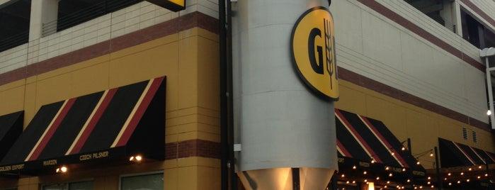 Gordon Biersch Brewery Restaurant is one of Taste of Atlanta 2012.
