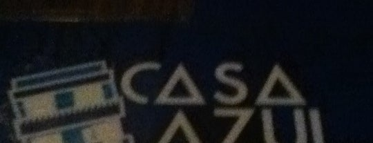 Casa Azul Hostel is one of Porto Alegre's Nightlife.